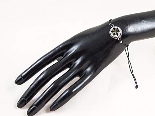 Upcycling Armband Indriya aus Kaffeekapseln