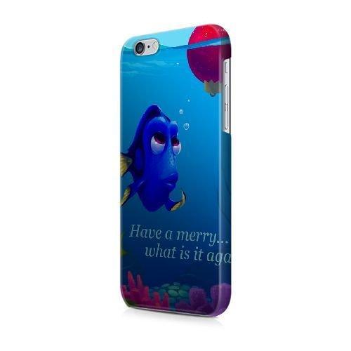COUTUM iPhone 4/4S Coque [GJJFHAGJ78252][HARRY POTTER THÈME] Plastique dur Snap-On 3D Coque pour iPhone 4/4S FINDING DORY - 026