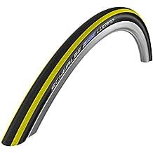 Schwalbe Lugano - Cubierta plegable para neumático de bicicleta (kevlar, sílice, 700 x