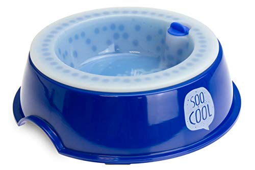 Karlie 521736 - Refrigerante 22 x 22 x 6, 2 cm, 360 ml, colore: Blu
