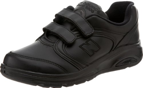 New Balance - Womens 812 Motion Control Walking Shoes Black
