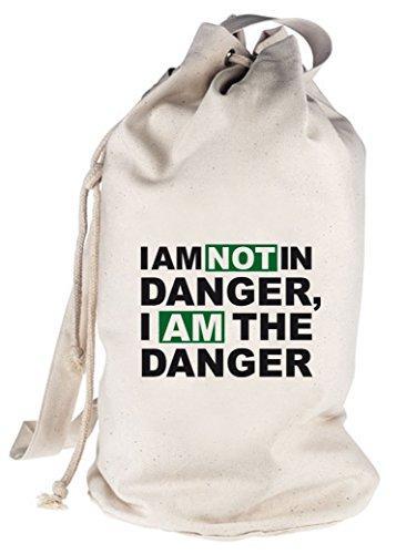 Sono In Pericolo, Io Sono Il Pericolo, Stampato Borsa A Tracolla Borsa A Tracolla Borsa Natura