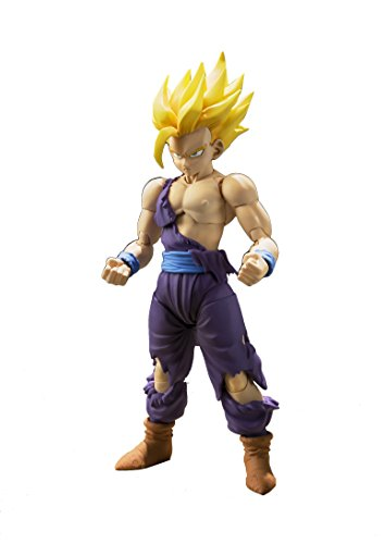 Tamashii Nations 51911 Dragon Ball Super Saiyan Son Gohan Figur