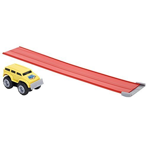 Max Tow Truck Mini Haulers Push, Body Style, Yellow by Max Tow Truck (Truck Tow Max)