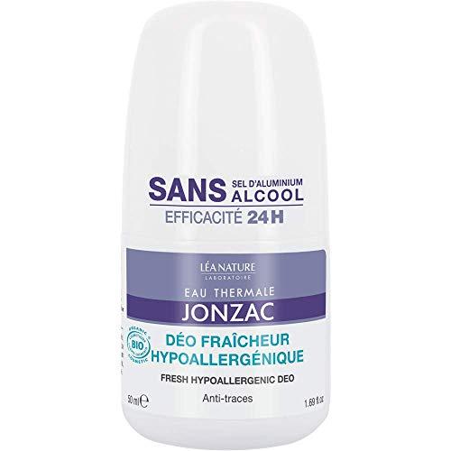 Jonzac Eco-Bio, Desodorante Hipo Alergénico - 50