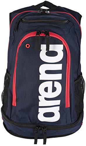 113c059e6165 arena Fastpack Core - Zaini Unisex Adulto, Multicolore (Navy/Red/White)