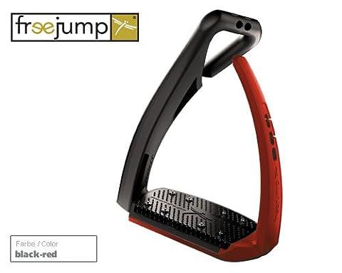 Freejump Soft up pro (Schwarz/Rot)