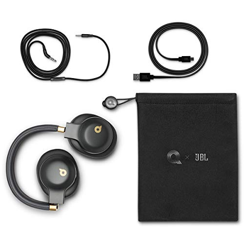JBL Bluetooth® HiFi auriculares E55BT Over Ear Headset Spacegrau