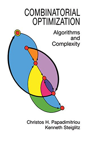 Combinatorial Optimization: Algorithms and Complexity (Dover Books on Computer Science) (English Edition)