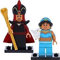 LEGO Disney 71024 Disney Series 2 Jasmin & Jafar Minifigures
