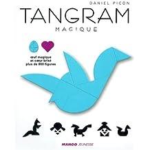 Tangram magique (1Jeu)
