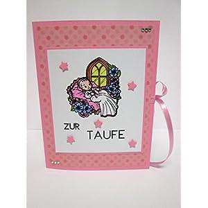 Geschenkbox Buch, Buchbox, Schmuckbox, Zur Taufe