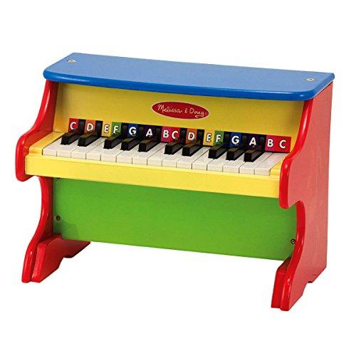 Melissa & Doug - Piano para aprender a tocar (18960)
