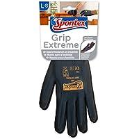 Spontex Grip Extreme–leggero e flessibile–Guanti da lavoro guanti ideale per lavorare con dispositivi e strumenti, confezione da 1(1x 1paio)