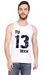 Mens Cotton Sleeveless T-Shirt