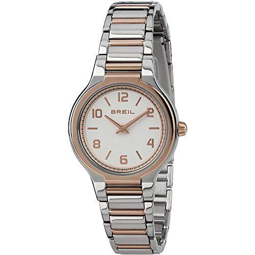 BREIL Reloj Sintesi Mujer Sólo el Tiempo Blanco - TW1765