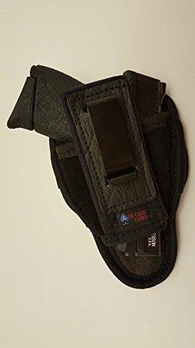 beidhändig tragbar tuckable Innen die Hose Holster für S & W M & P Shield 9mm/40-hergestellt in den USA, schwarz -