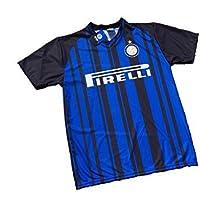 F.C. Internazionale Maglia Borja Valero Inter oficial réplica 2017–18niño adulto hombre (cm): hombros 42, tórax 48, longitud 60-years 10)