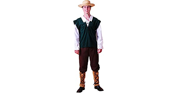 /Taglia 54//56 /56/ /cu010521//54/ Aptaf/êtes/ /Costume Sancho Panza/