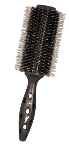 YS Park Hair Brush - Black Carbon Tiger Brush- YS650 by Y.S.Park