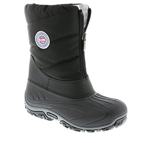 Olang - botas de nieve unisex Plateado plata Talla:38-40 EU 5Lpek