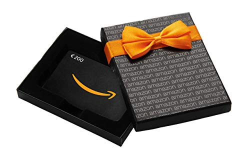 Buono Regalo Amazon.it - €200 (Cofanetto Amazon)