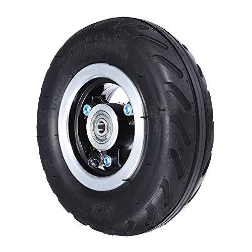 Wooya 6X2 Inflation Inner Tube Reifen Mit 6Inch Reifen Alloy Hub 160Mm Pneumatic Tyre Scooter