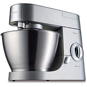 Amazon.de: Kenwood Major Titanium KMM060 Küchenmaschine (1, 500 W ...