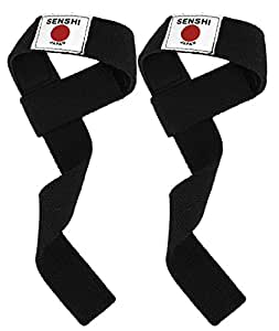 Weight Lifting Straps-DELUXE- (Pair) [Misc.]