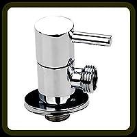 Generic dyhp-a10-code-2203-class-1-- corpo in ottone angolo Valvola ASS B cromato rubinetto/A Spray Bidet Shattaf AY/Douche rubinetto