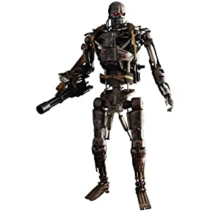 Movie Masterpiece Terminator 4 T-600 (1/6 scale figure) (japan import) 4