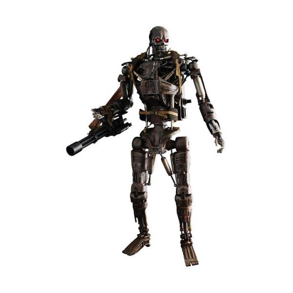 Movie Masterpiece Terminator 4 T-600 (1/6 scale figure) (japan import) 1