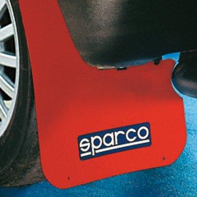 sparco-rally-1paire-de-garde-boue-rouge
