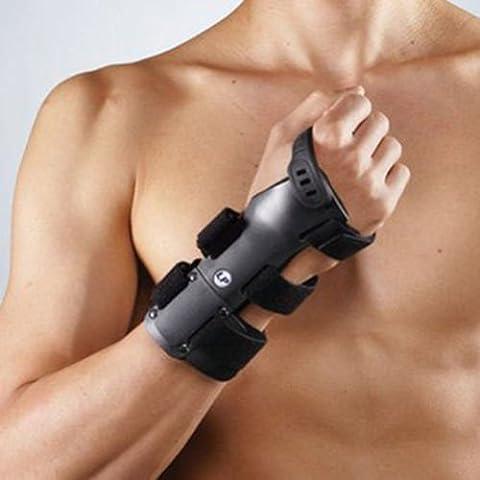 SDA Medical rigido–Tutore per polso da LP osso fascia per sindrome del tunnel carpale, lussazioni/fratture (Ankle Brace Facile Applicazione Brace)