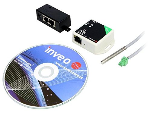NANO-TEMP-PLUS In/out expansion temperature measurement 10÷24VDC LAN INVEO