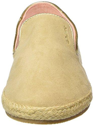 GANT Gina Damen Slipper Beige (putty cream beige G27)