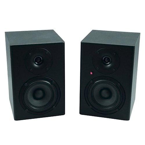 Omnitronic 11036452 PME-4 2x Studio-Monitor