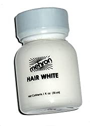 Liquid Hair Color Makeup M119 - White,1