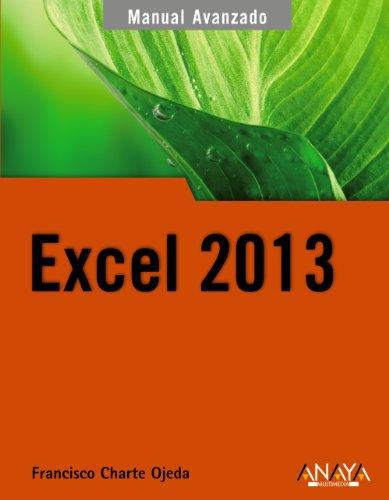 Excel 2013 (Manuales Avanzados)