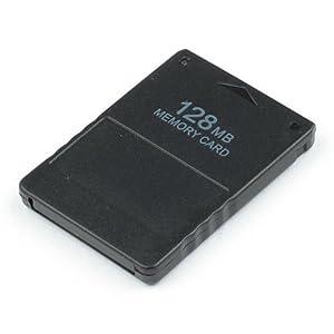 OSTENT Schnelle Geschwindigkeit 128MB Speicherkarte Stick Unit Memorykarten Kompatibel für Sony Playstation 2 PS2…