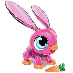 Gear2play de Conejo Robot Infantil erbau Robot de Juguete Build A Bot Color Rosa tr50110