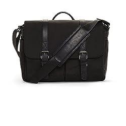 Ona Brixton Camera Messenger Bag - Black Nylon