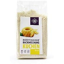 BodyChange Kuchen Backmischung - 220g - Zitrone - glutenfrei, sojafrei, laktosefrei