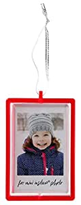 Fujifilm Instax Holiday Ornament - Red
