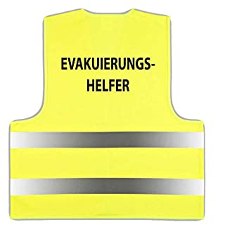 Easymesh® Kinder Signalweste Warnweste Weiß Xs Oder S Protective Suits & Coveralls Other Kids' Clothing & Accs