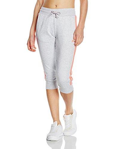 adidas Women's Essentials 3-Stripes Three Quarter Pants