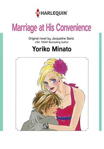 Marriage At His Convenience: Harlequin comics (English Edition)