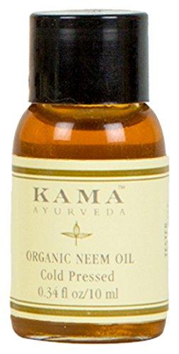 Kama Ayurveda Organic Neem Oil, 10ml