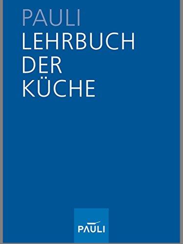 Lehrbuch der Küche (Livre en allemand)