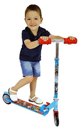 Hasbro Avengers – Monopattino a 2 ruote, (Saica Toys 9676)